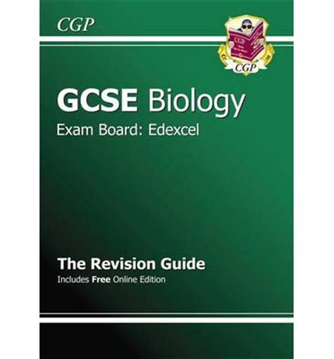 Edexcel biology gce coursework